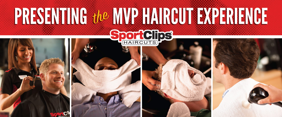 The Sport Clips Haircuts of Okatie MVP Haircut Experience